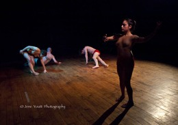 kineticArchitecture butoh/burlesque company