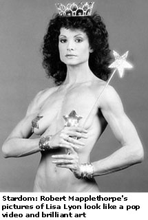Robert Mapplethorpe Stardom