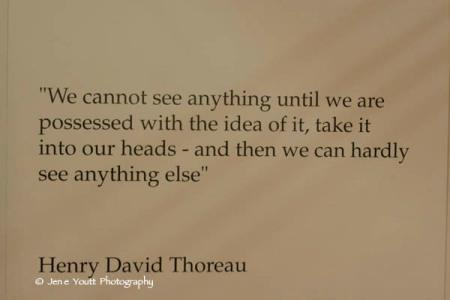 Henry Thoreau saying