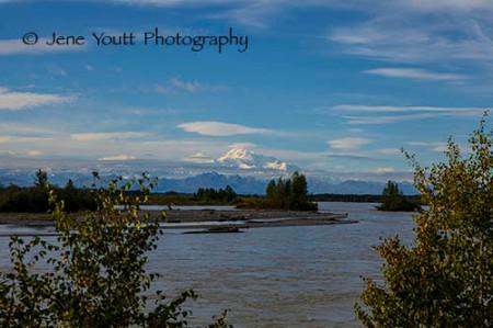 Mt. McKinley, Alaska, Denali National Park