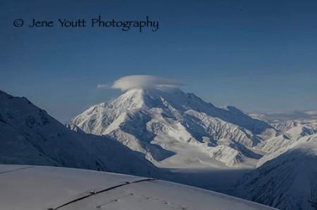 Mt. Mc Kinley, Denali National PArk, Alaska