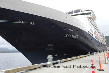 holland american ship Zamdam
