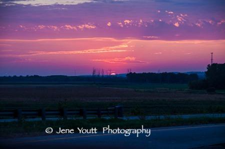 sunset ft smth