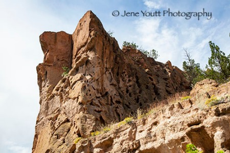 New Mexico canyons to Bandelier NAt'l mon
