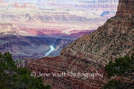 colorado river,grand canyon, az