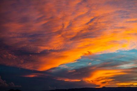 G 12 sunset