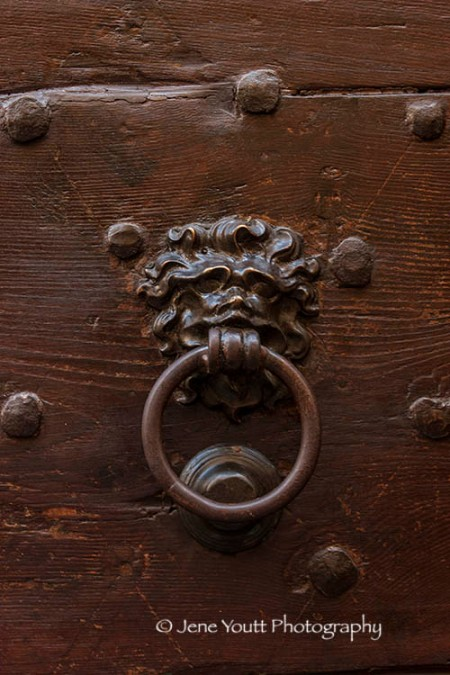 lucca door knocker 9785